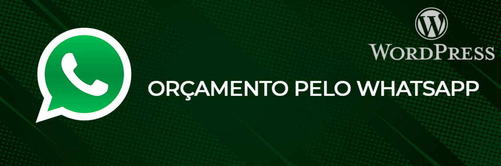 Plugin WordPress Orçamento Whatsapp
